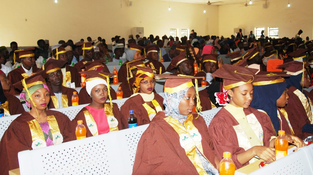 SLU Matriculates 948 Students